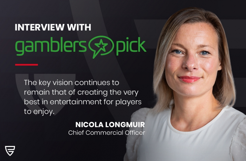 Interview: CCO Nicola Longmuir speaks with Gamblers Pick on some of the key moments of this year