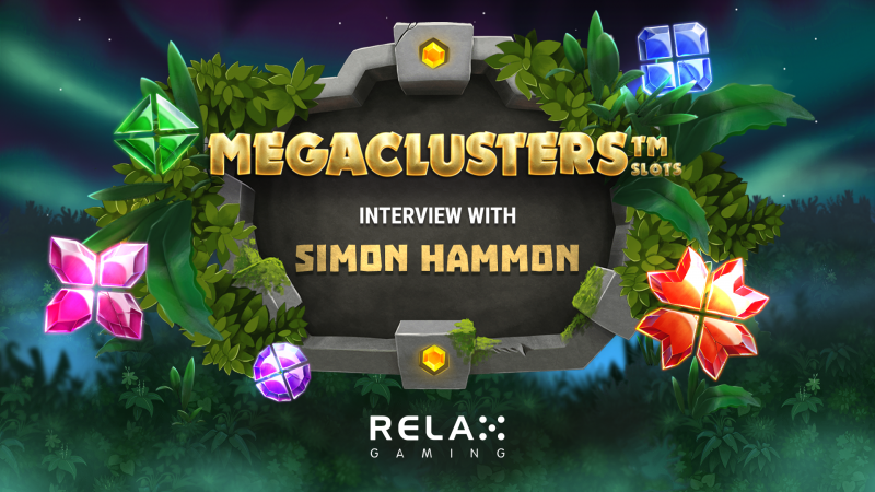MegaClusters Slots discusses Kluster Krystals with Simon Hammon