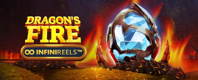 Red Tiger turns up the temperature with Dragon's Fire:InfiniReels™