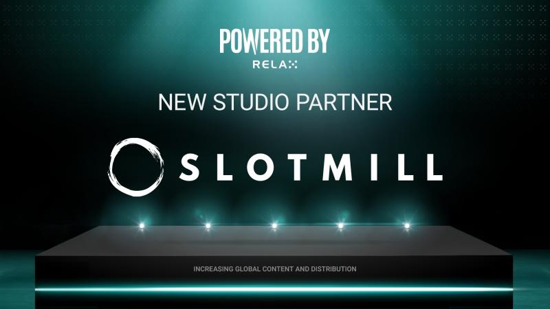 Relax Gaming signs new studio partner, Slotmill