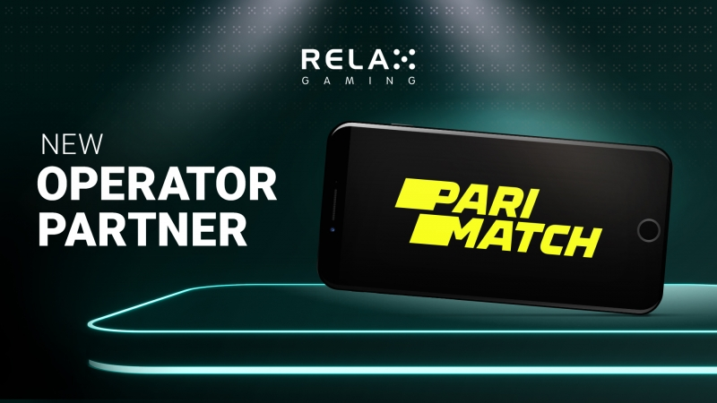 Parimatch set for global content deal with Relax Gaming