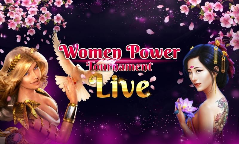 Women Power tournament- Live!