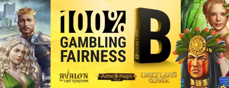 100% gambling fairness: how to check game results?