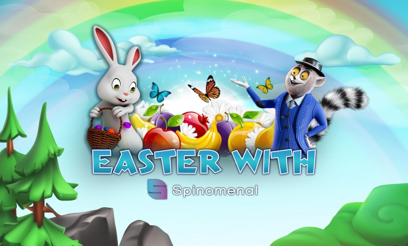 Easter celebrations with Spinomenal