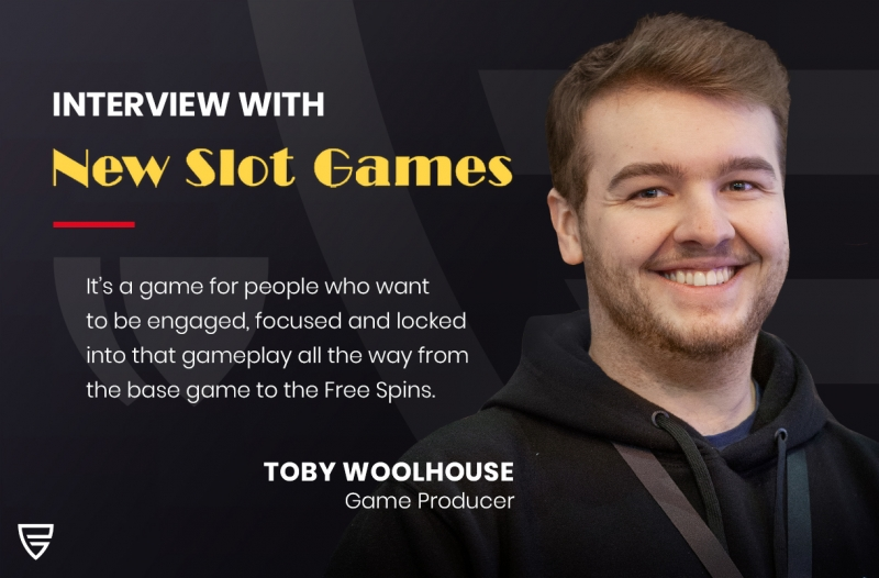 Interview: Game Producer Toby Woolhouse, speaks to NewSlotGames on our latest release, Land of Zenith