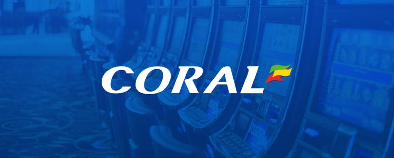 Red Tiger Gaming & Coral's UK Betting Shops