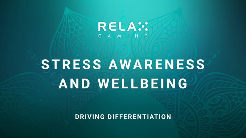 Stress Awareness and Wellbeing at Relax Gaming