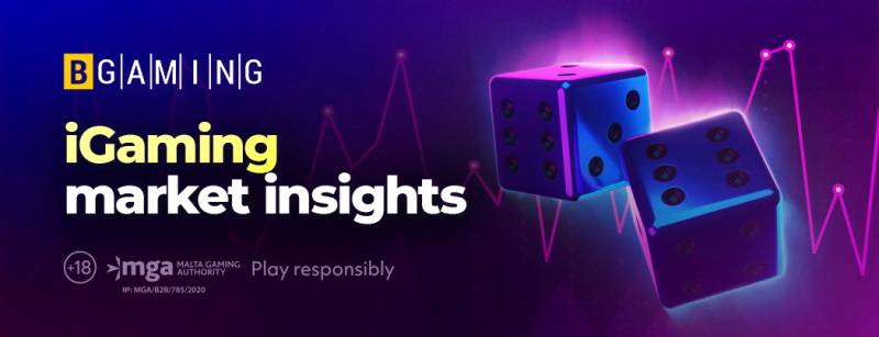 Сonverting gambling into gaming: BGaming gathered Q1 iGaming industry trends
