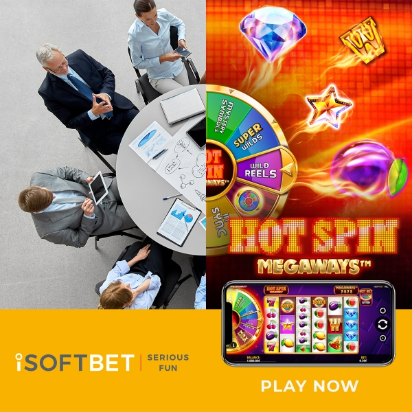iSoftBet set for scorching sequel in Hot Spin series – Hot Spin Megaways™
