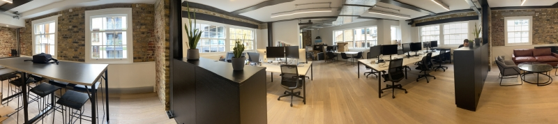 Push Gaming moves into new London home