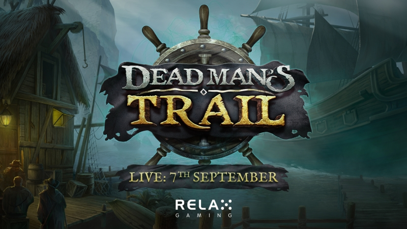 Walk the path of fallen pirates in Relax Gaming's Dead Man's Trail