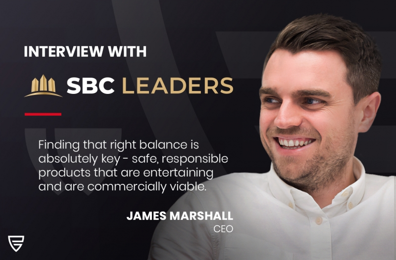 Interview: CEO James Marshall speaks with SBC Leaders on the shifting landscape of the online gaming market