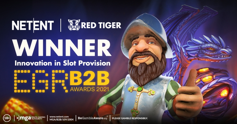 Red Tiger brings home two wins this year at the EGR B2B Awards including Mobile Supplier