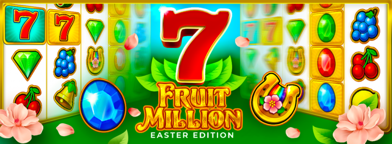 Share the Easter joy with Fruit Million