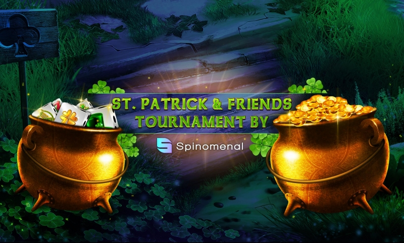 St. Patrick's & Friends Tournament Finalists